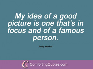 andy warhol quotes sayings artist meaning best