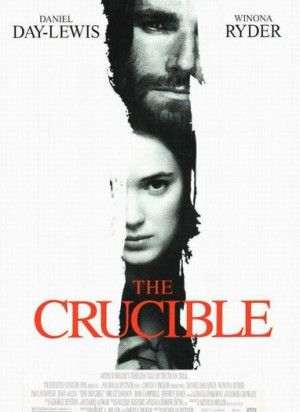 feel The Crucible is a much underrated movie. Most people tend to ...