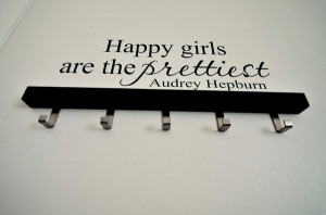Cute quotes on the salon walls