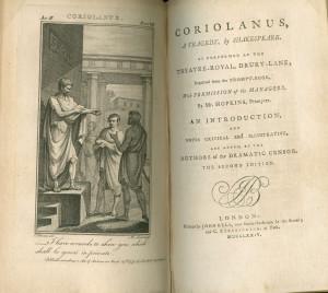 ... und Bing finden folgende Bilder zu Coriolanus von William Shakespeare