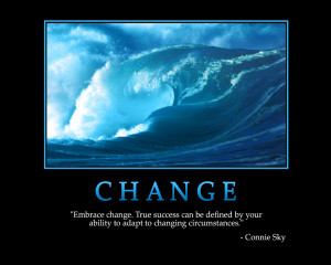 CHANGE - Motivational Wallpapers