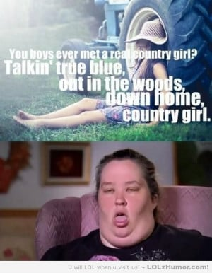 Funny Pictures Down Home Country Girl