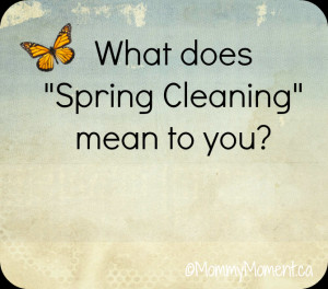 Quotes About Spring Cleaning