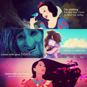Disney Princess Quotes And Sayings Disney princess quotes