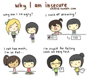 Why I'm Insecure