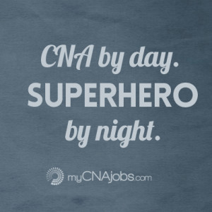 GIFS Explaining Why CNAs Are Superheroes