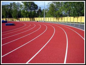Track and Field Sayings