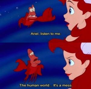 sebastian little mermaid