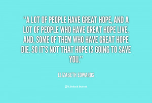 Great Quotes About Hope