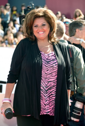 Dance coach Abby Lee Miller attends the 2014 MTV Video Music Awards at ...