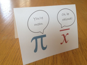Funny Math Tea...