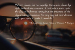 Lawrence, Seven Pillars of Wisdom: A Triumph