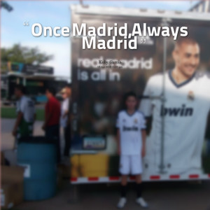 Quotes Picture: once madrid,always madrid
