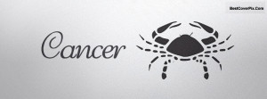 Cancer Horoscope Facebook Covers – Zodiac Signs Timeline Pictures