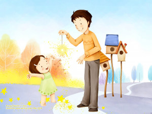 Fathers Day 2012 – Beautiful Fathers Day HD Wallpapers