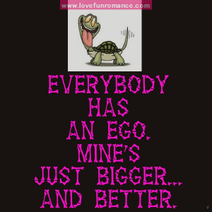 Quotes On People S Egos