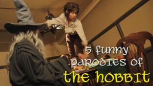 The Hobbit Funny Quotes 5 funny parodies of the hobbit