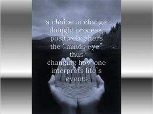 ... changing how one interprets life's events #livegreattoday #quotes #