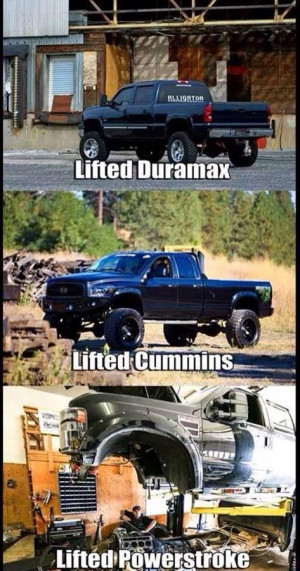 Funny Duramax Pictures Haha it's funny cause it's