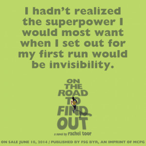 On the Road to Find Out by Rachel Toor came out on 6/10/14! Are you ...