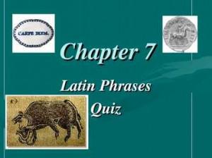 latin phrases quiz get ppt latin phrases quiz method of operating nolo ...