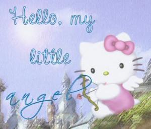 Hello,My Little Angel