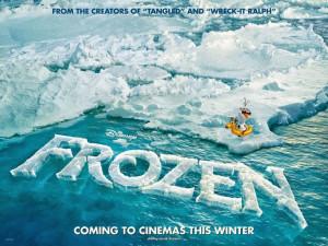 Frozen poster 1024x769 Disney Quotes Frozen