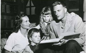 Billy Graham's daughter Ruth has been through the fire, says it's ...