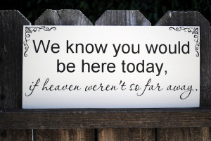 Heaven Quotes For Someone Who Passed Away Heaven weren't so far away