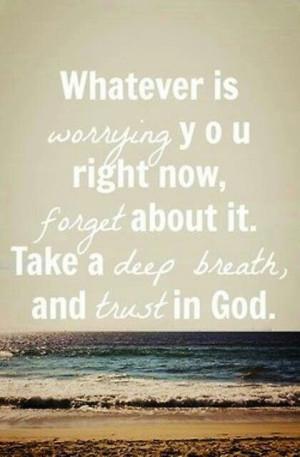 Take a deep breath...