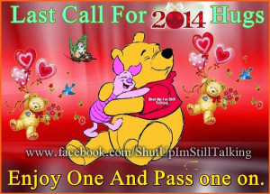 Last call to past year and welcome to new year