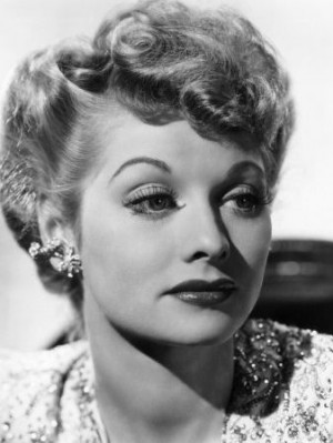 Lucille Ball To watch Lucille Ball perform was to love her -- her big ...