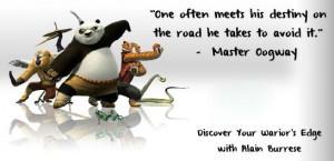 Kung Fu Panda Quote