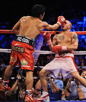 Miguel Cotto Manny Pacquiao
