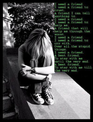 sad friendship quotes that make you cry