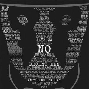 Rorschach Watchmen DC Comics Movie Quote by MarkItZeroNET