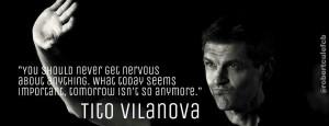 Tito Vilanova quote.