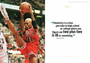 Dennis Rodman Basketball Quotes