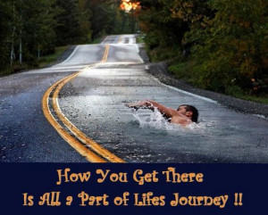 Lifes Journey..
