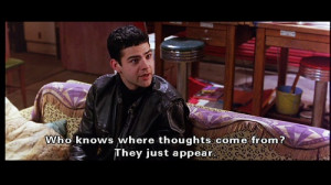 Empire Records - one of my favorite quotes from the movie...it's more ...