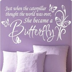 Wall Quotes for Girls Rooms
