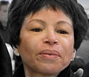 Valerie Jarrett Quote Payback Time