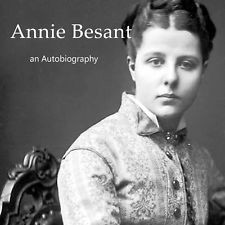 Annie Besant, Autobiography, by Annie Besant MP3 CD