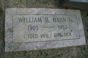 new book 'Dead Funny' traces the funniest gravestone epitaphs in ...