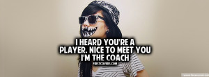 your a player quotes