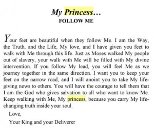 your my princess quotes