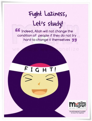 Happy studying for those who is... islamic quotes, hadiths, duas