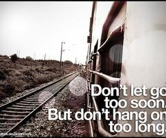 Train Tracks Quotes
