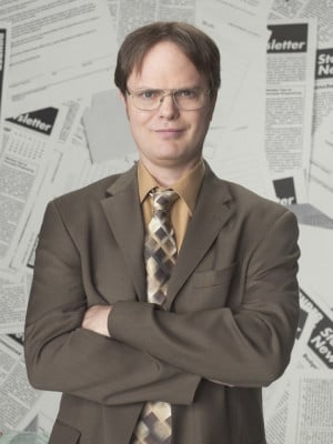 Dwight Schrute - Dunderpedia: The Office Wiki
