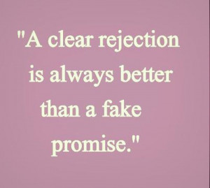 Inspirational Quotes About Rejection
